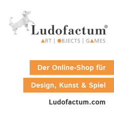 Der Online-Shop für Design, Kunst und Spiel