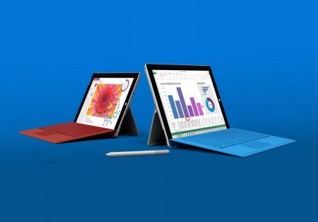 Das neue Microsoft Surface 3