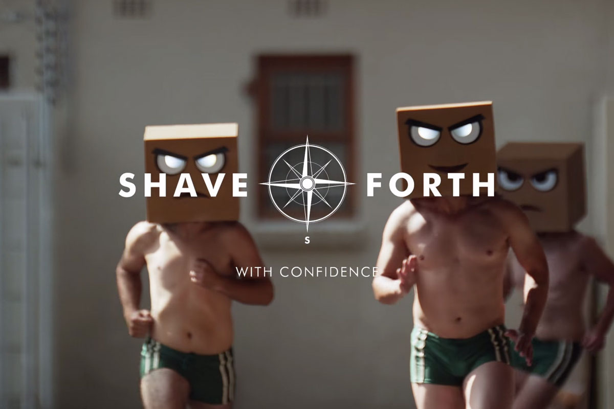 Shave Forth