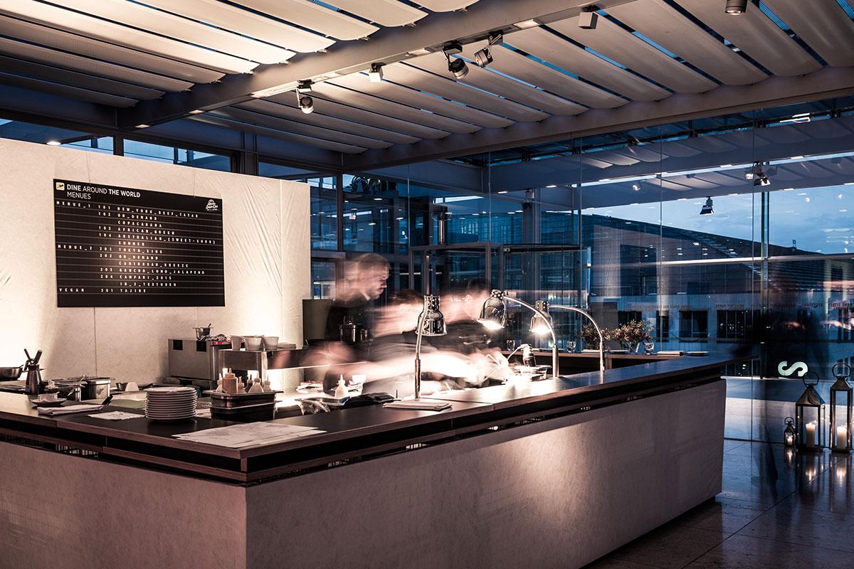 Rauschenberger\'s Supper Club – Dine Around The World