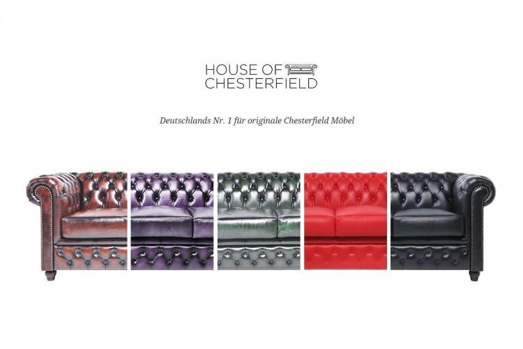 Hochwertige Chesterfield Möbel