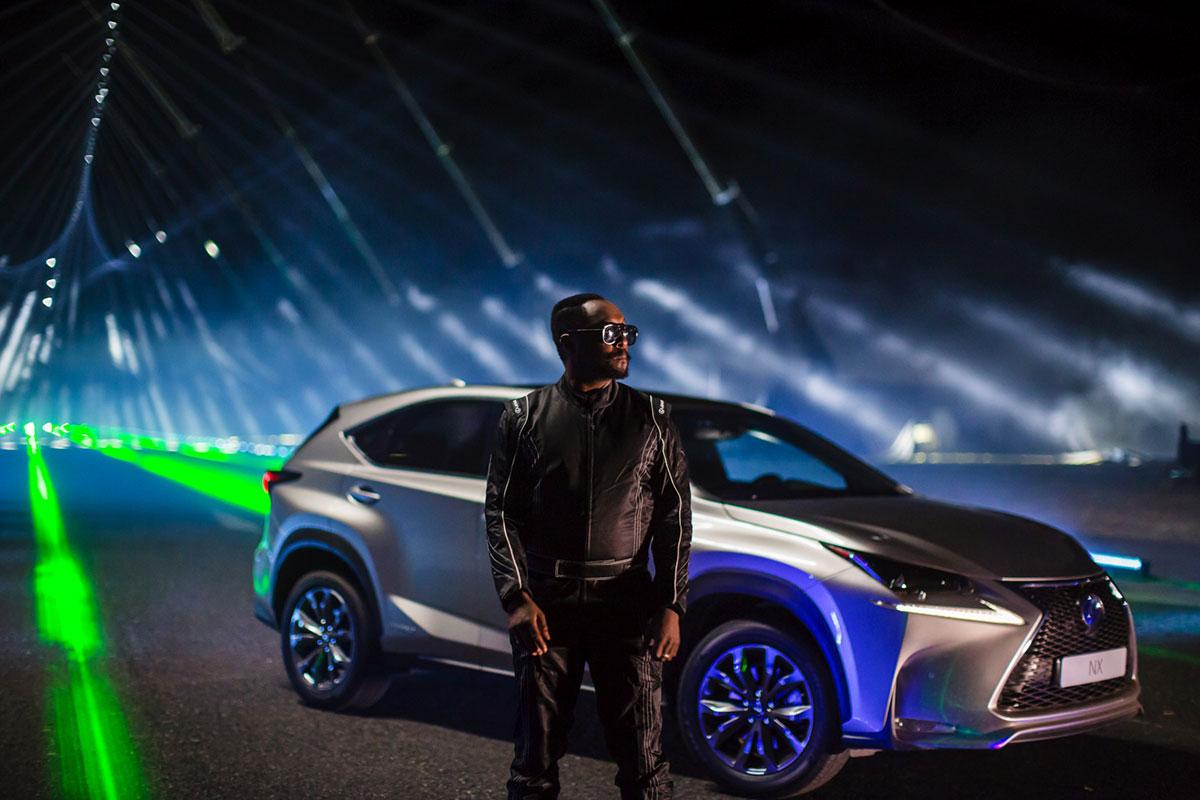 Lexus und will.i.am #thatPOWER