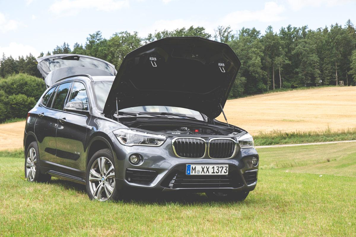 Der neue BMW X1 – Urban Allrounder 2.0