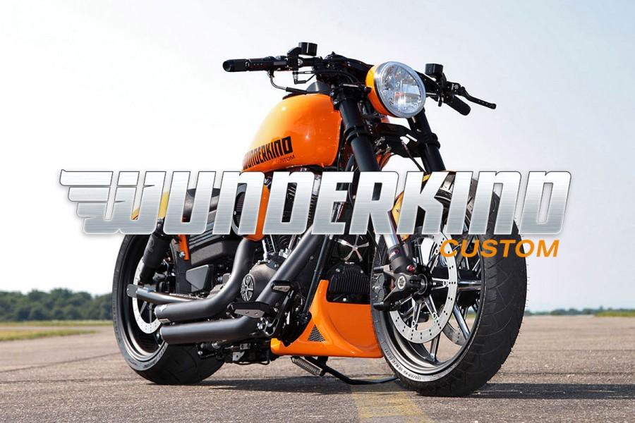 Harley-Davidson Zubehör von WUNDERKIND-Custom