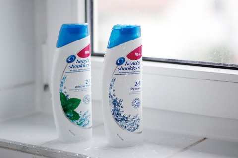 head&shoulders 2in1 Varianten