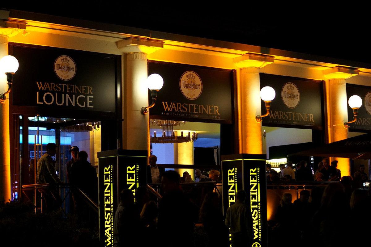 Die Warsteiner Lounge