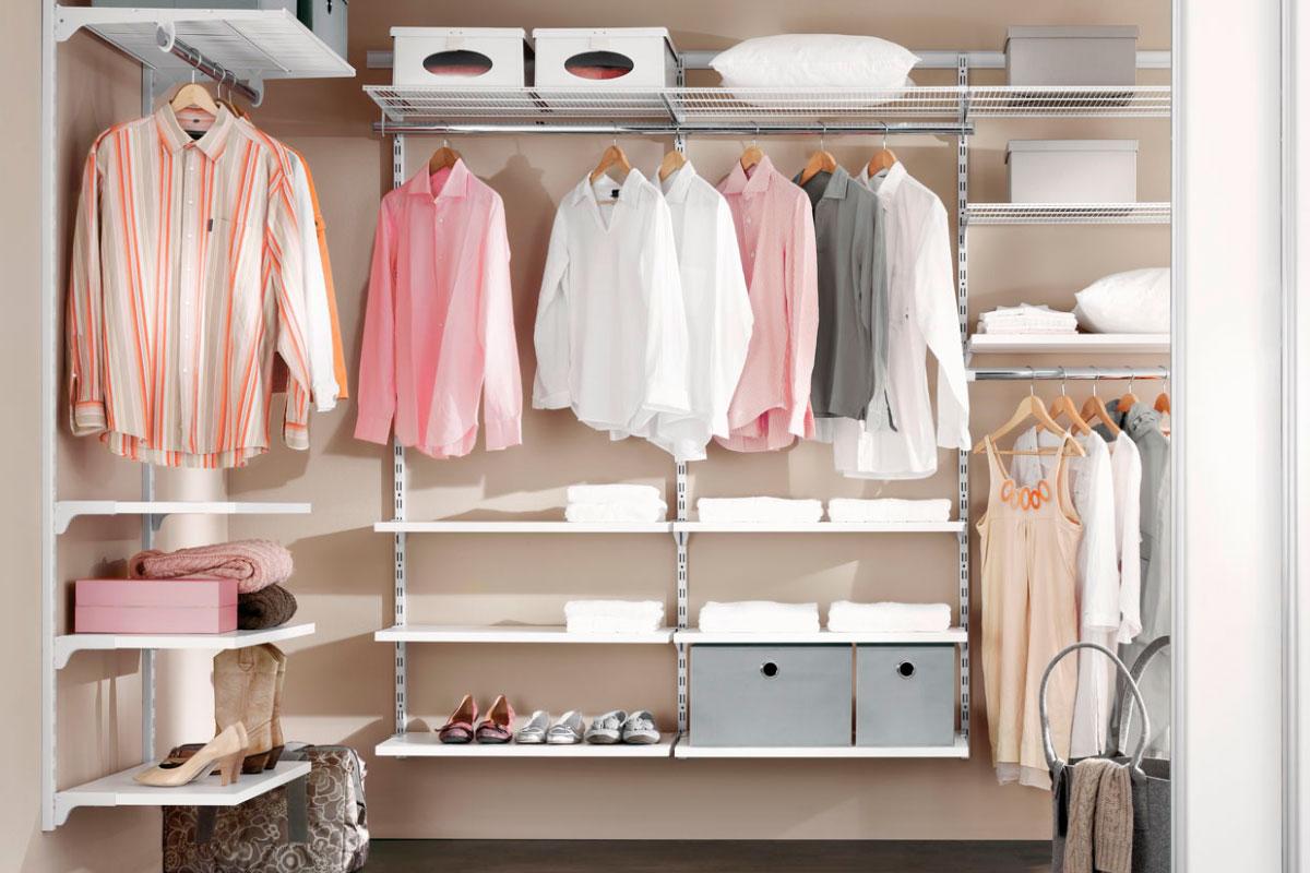 Begehbarer Kleiderschrank: Die individuelle Garderoben-Ordnung