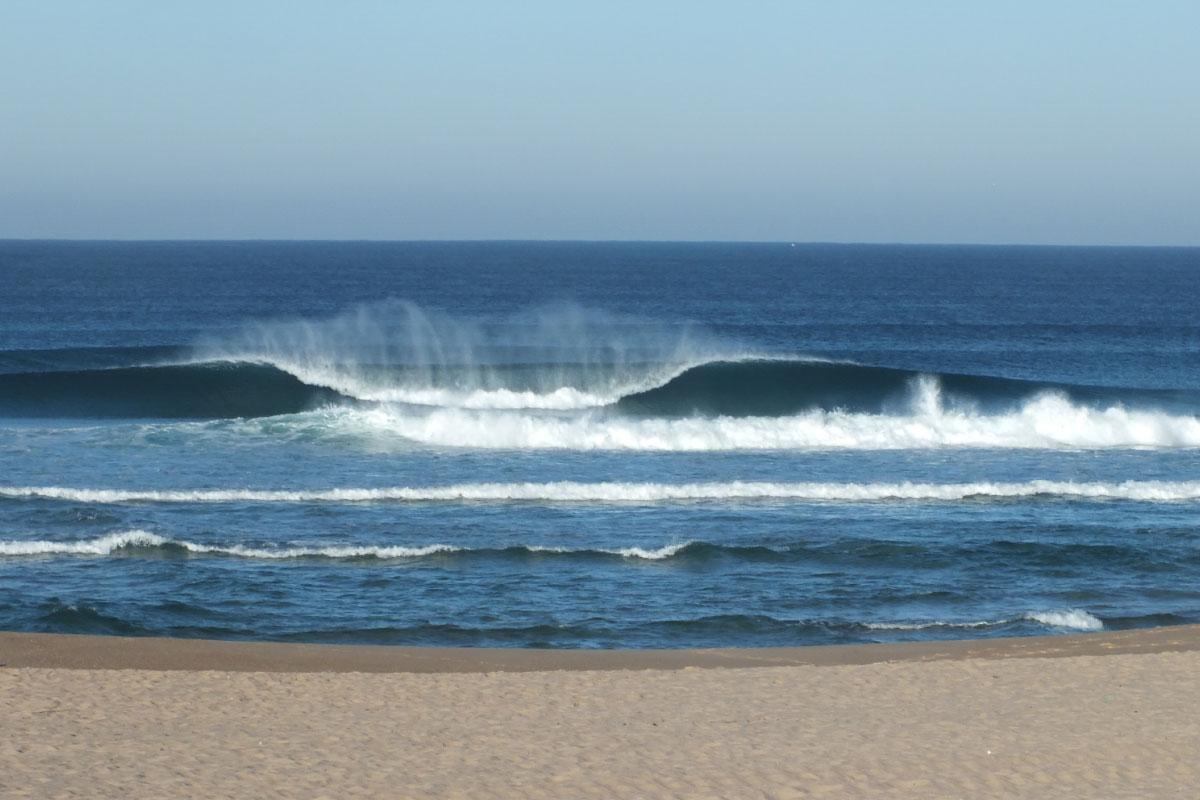 Surfen lernen in Nordportugal – Slide Surfcamp