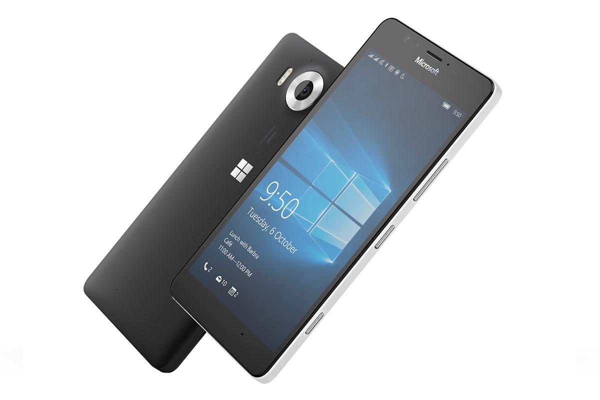 Das neue Microsoft Lumia 950 arbeitet wie dein PC