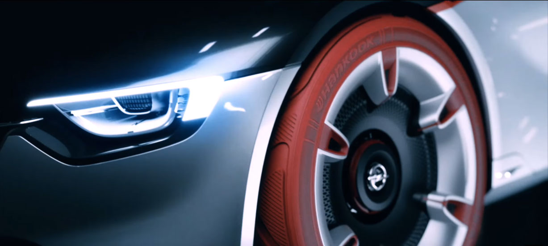 Der Opel GT