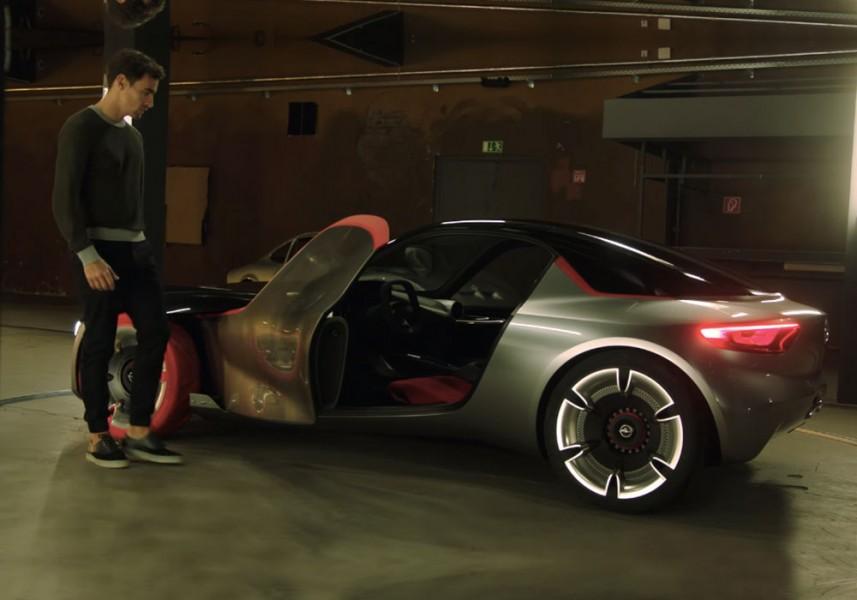 Der Opel GT Concept