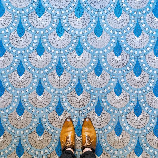 Parisian floors #1