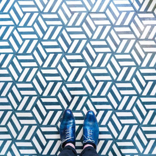 Parisian floors #10