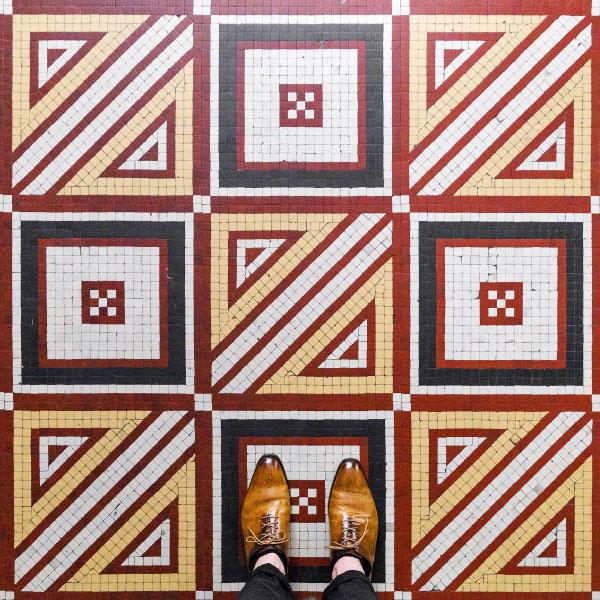 Parisian floors #12
