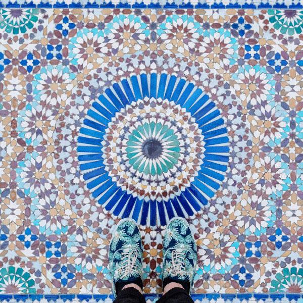 Parisian floors #4