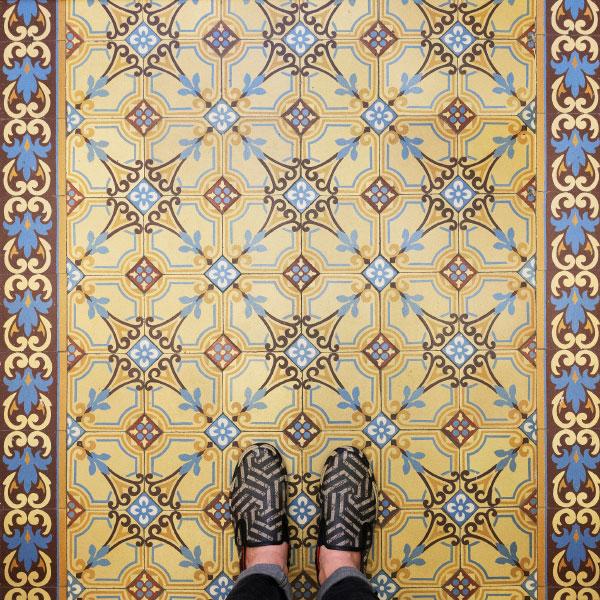Parisian floors #8
