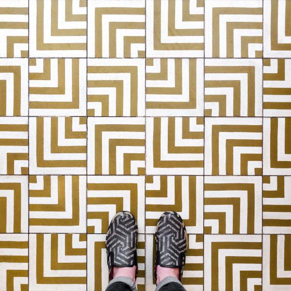 Parisian floors #9