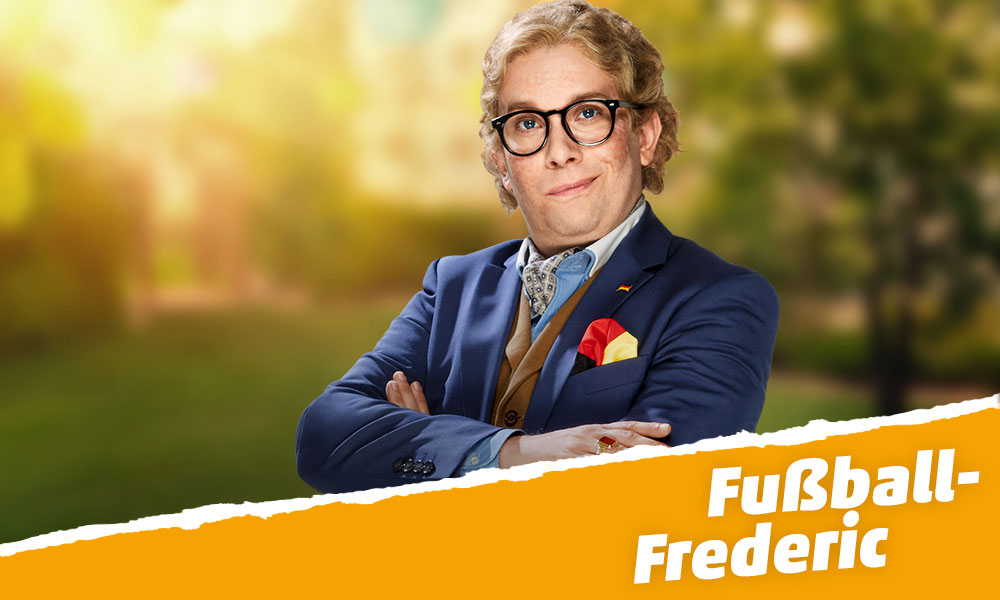 Fußball-Frederic