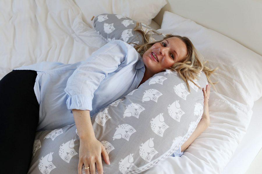 Besser schlafen mit Stillkissen von Hobea