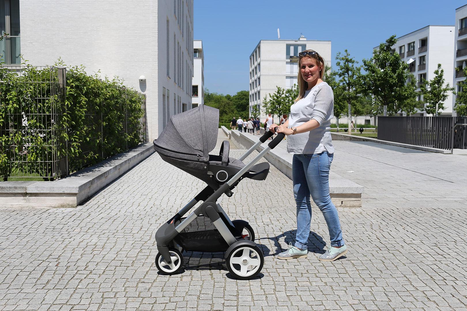 Stokke® Stroller Seat