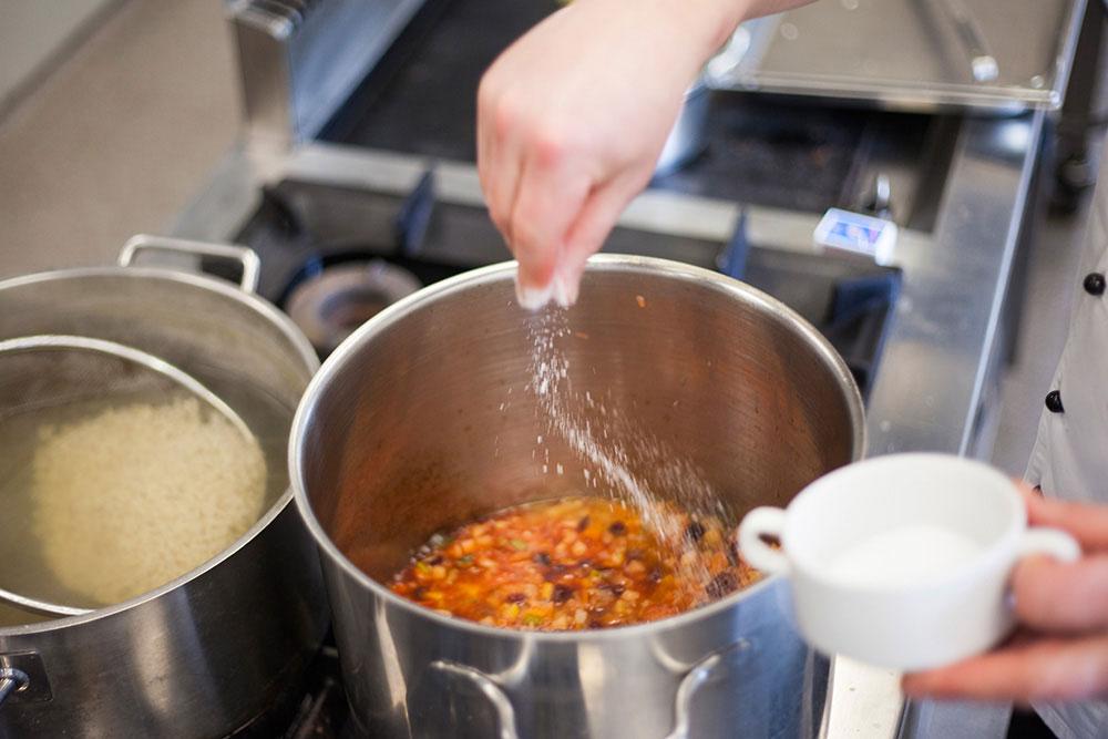 Das Salz in der Suppe