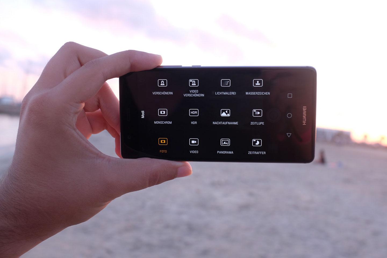 Auf Reise mit dem Fotografen-Smartphone Huawei P9