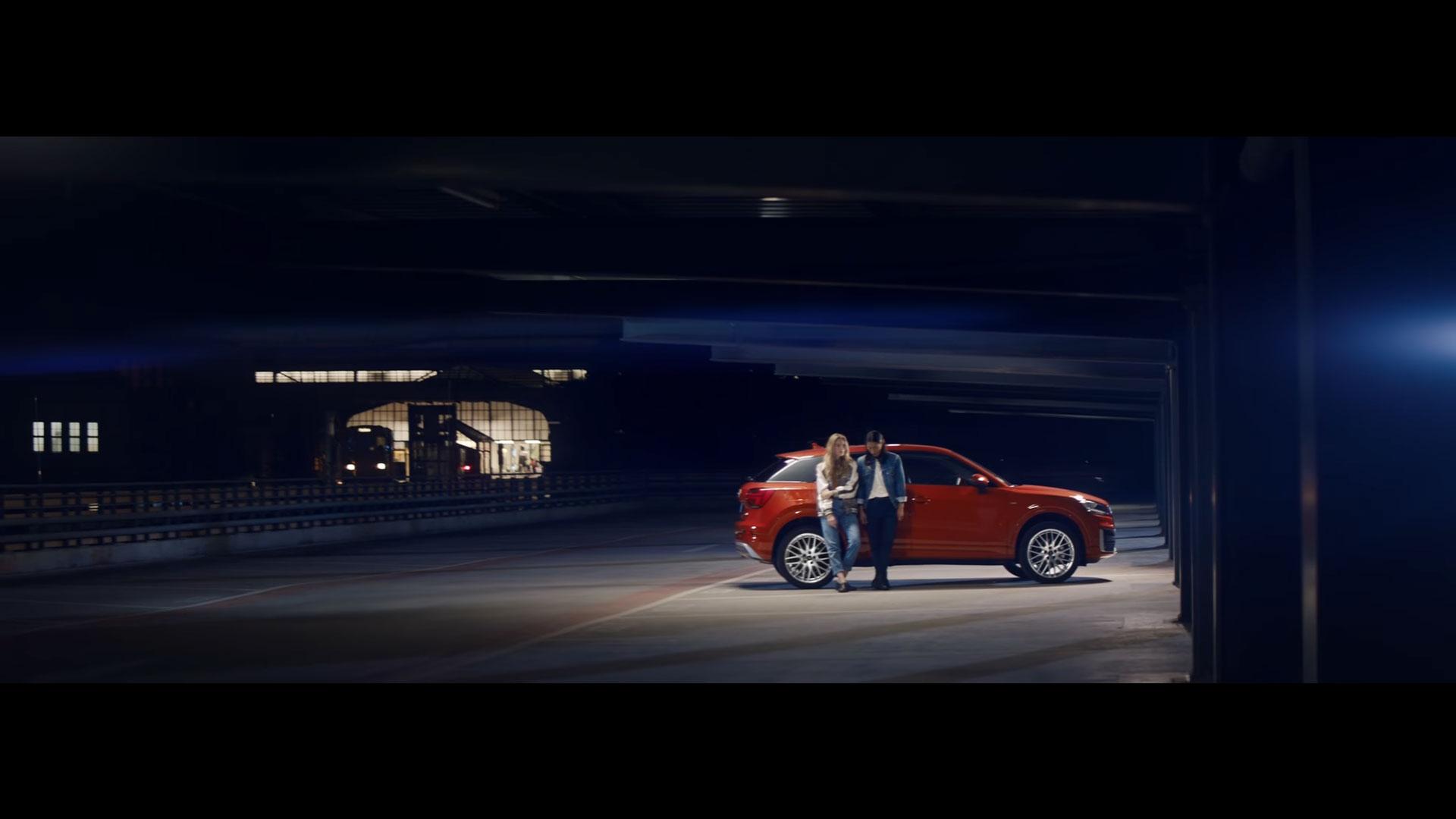 Jung und offensiv: Der neue Audi Q2