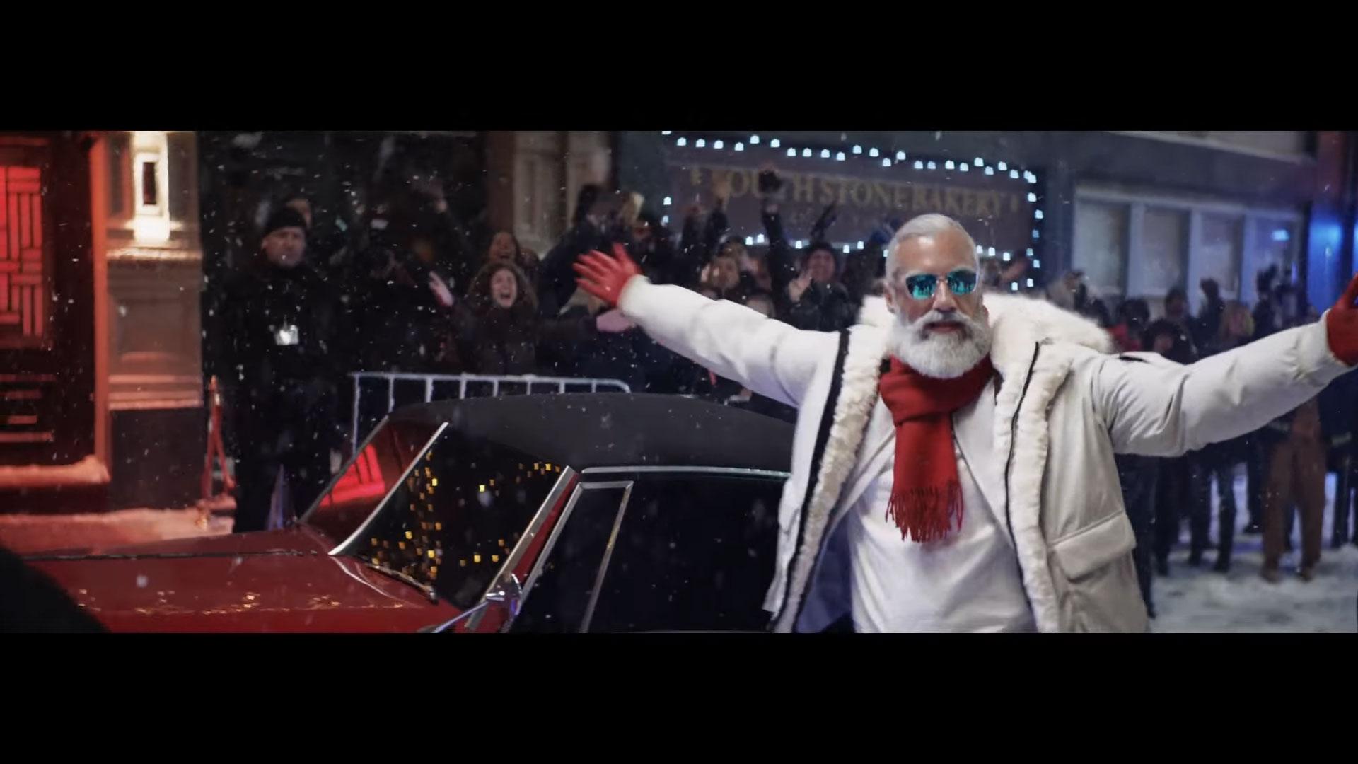 Der Fame geht an Santa