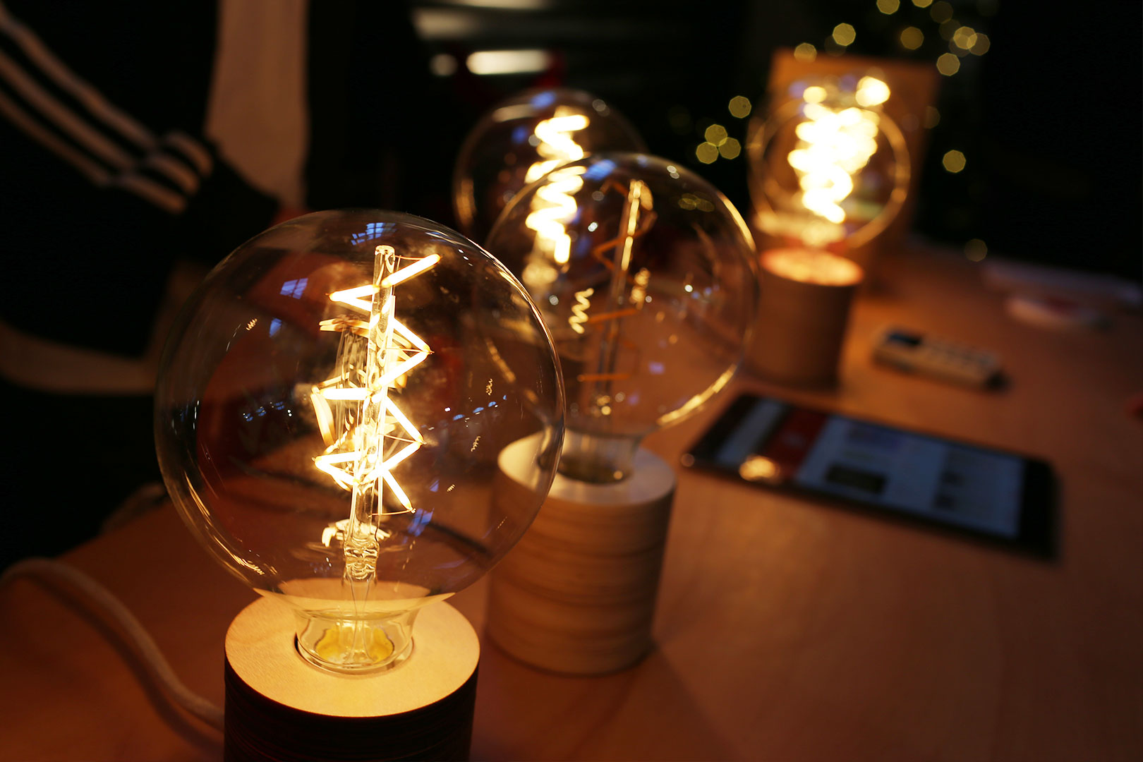 Lichtliebe Leuchten
