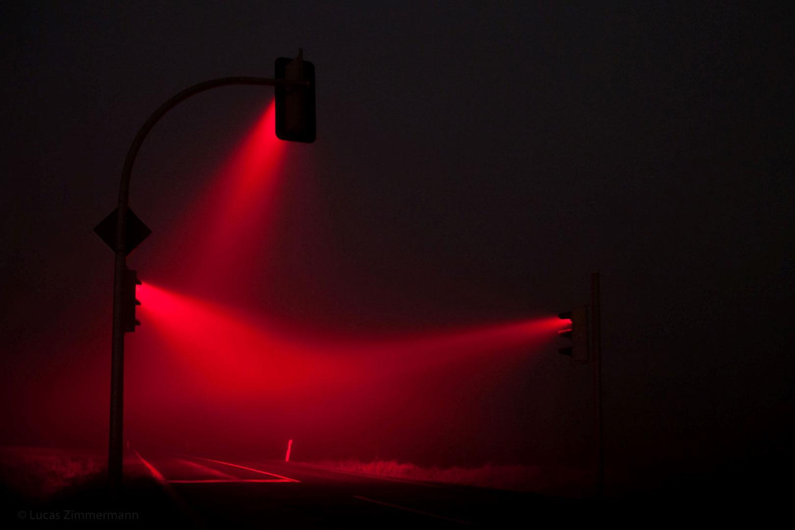 Ampel Signallichter von Lucas Zimmermann