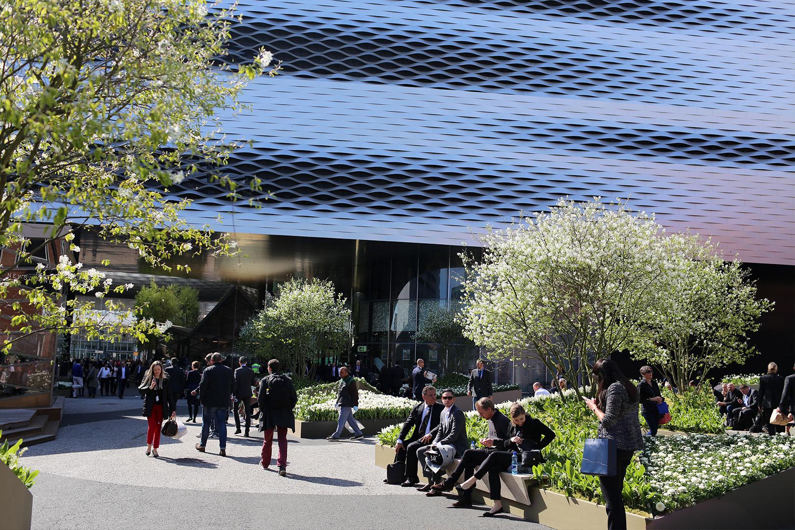 Baselworld Garten