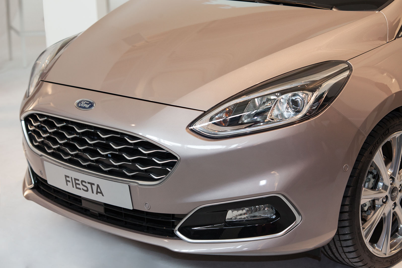 Ford Interior Design Workshop – Der neue Ford Fiesta Vignale