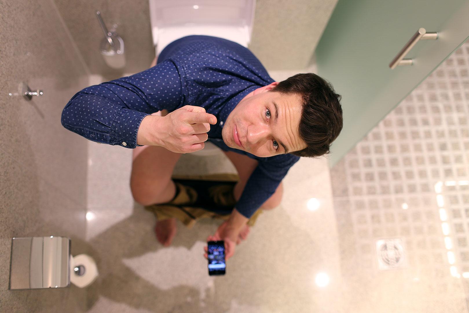 So fühlt sich eine Designer-Toilette an – die neue Form der Sauberkeit