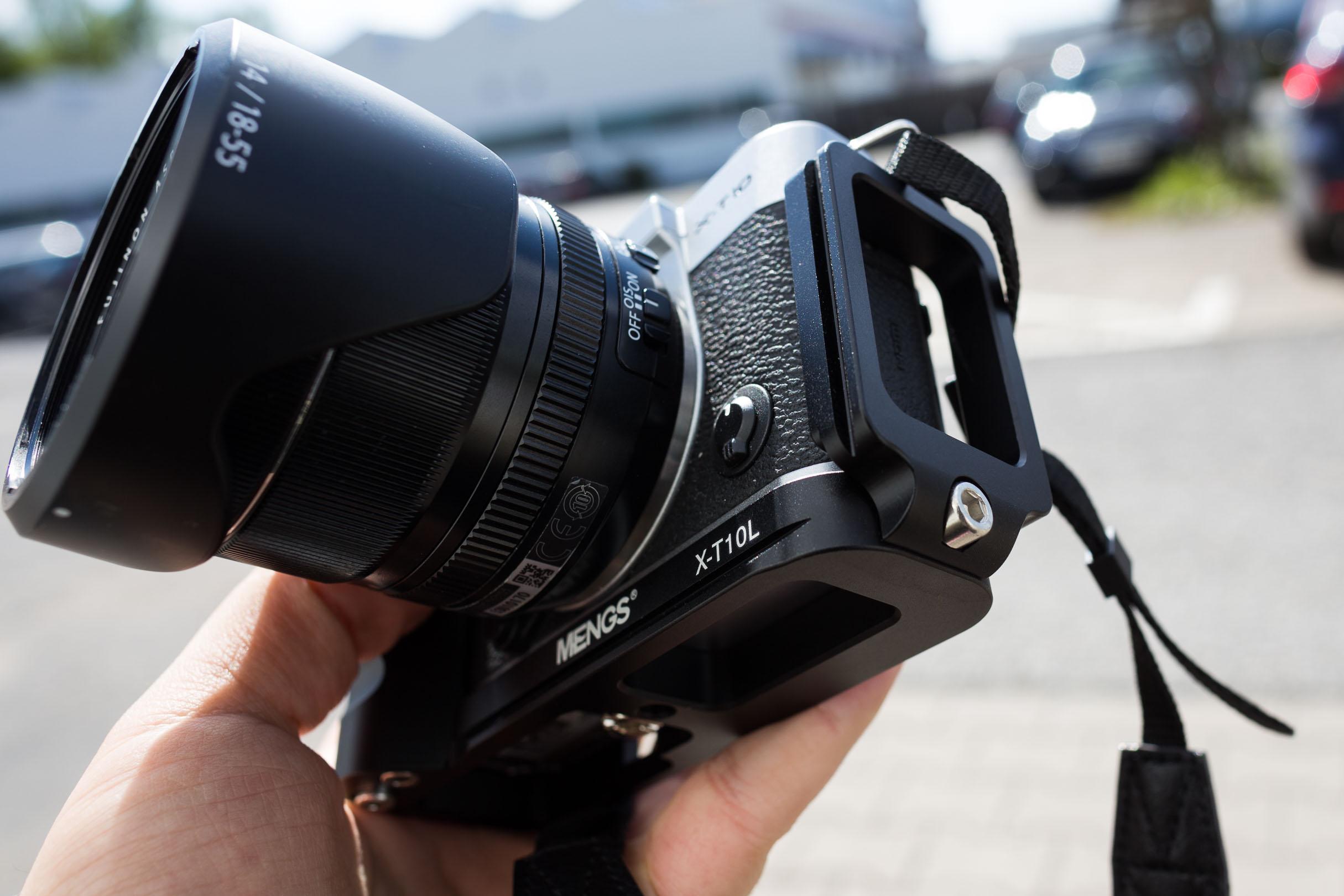 Alu-Kameragriff