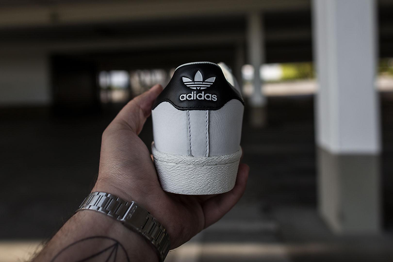 Das neue Erbe der 70er – Adidas Superstar Boost