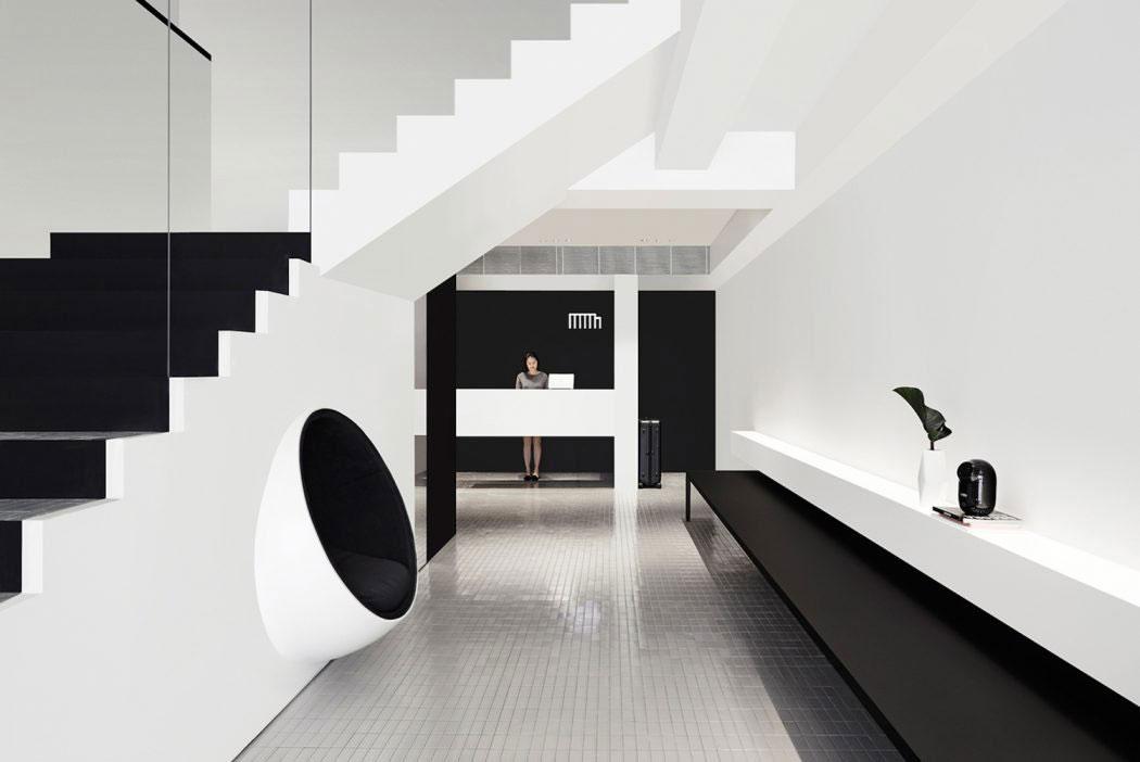 Hotel Mono – die perfekte Unterkunft für den Stereotyp Designer