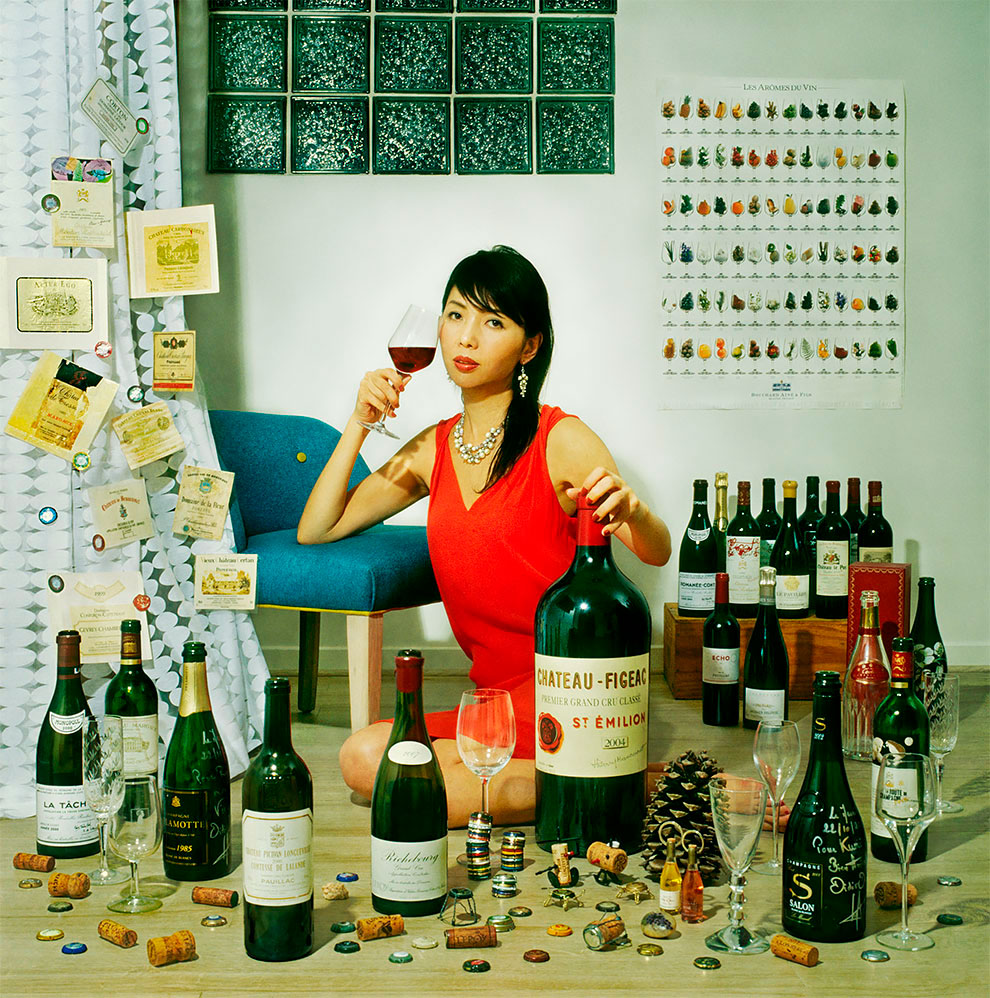 Mami Kiyoshi fotografierte 15 Jahre lang Menschen und ihren Besitz