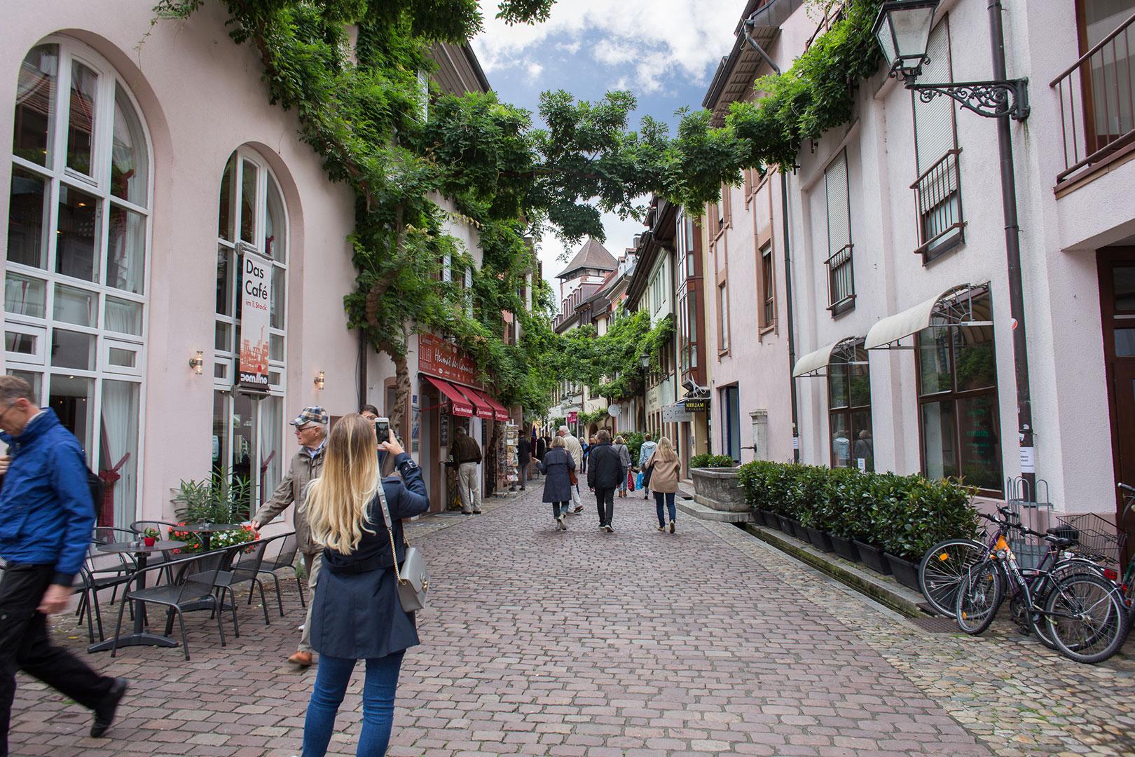 Grüne Altstadt