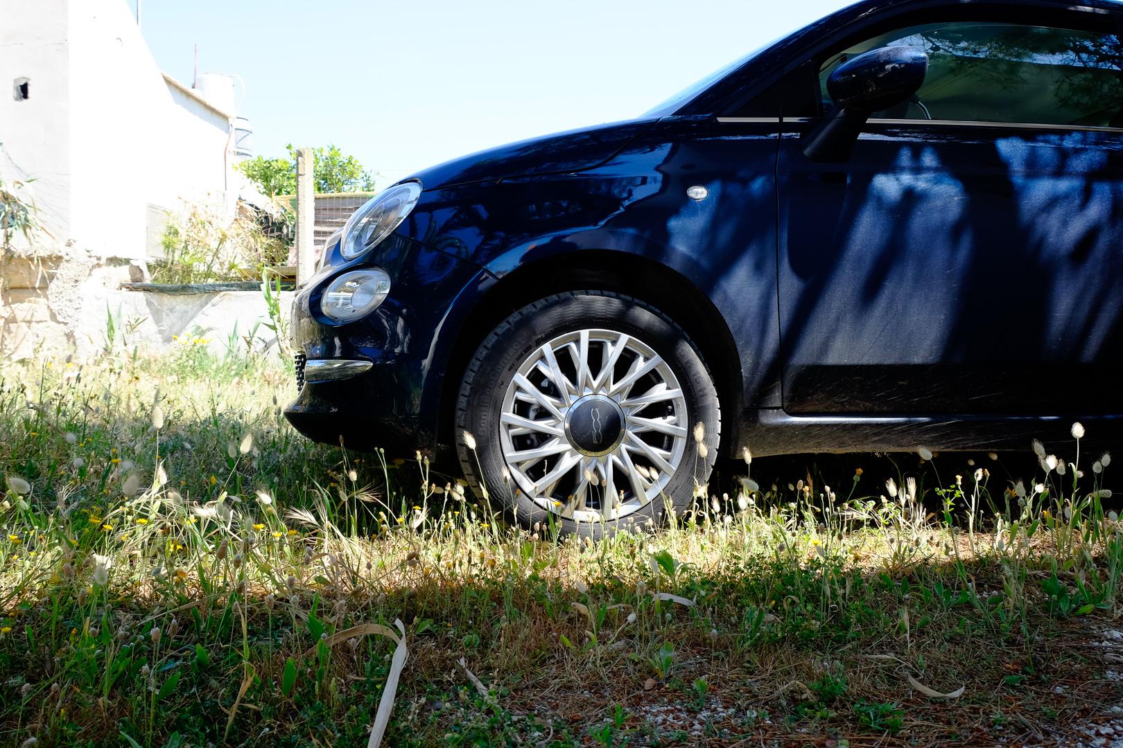 Fiat 500 - 1000 PS