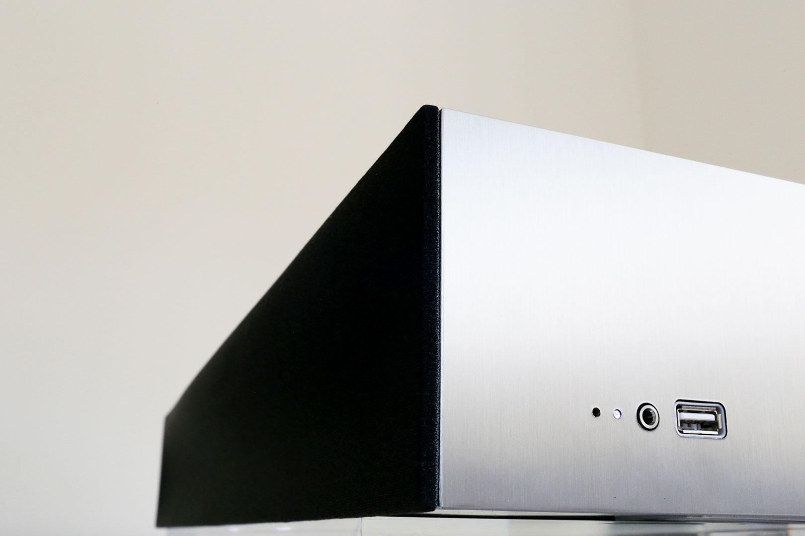 Mu-So Musiksystem Anschlüsse