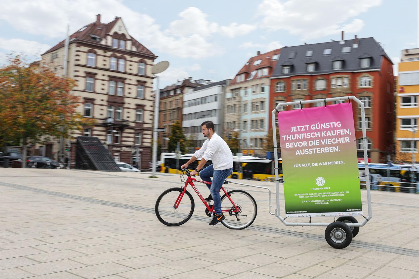 Erster Heldenmarkt in Stuttgart + Ticketverlosung