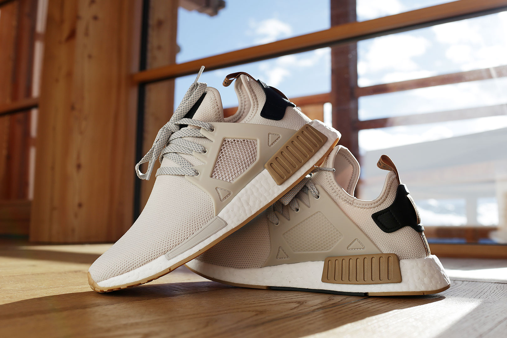 Die Warm Winter Sneaker adidas NMD XR1