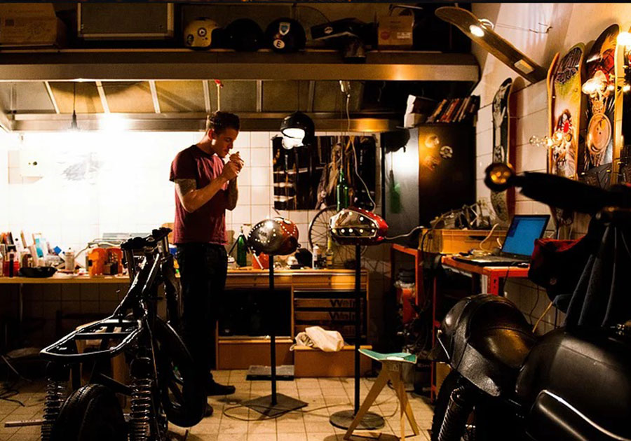 Eddison Werkstatt