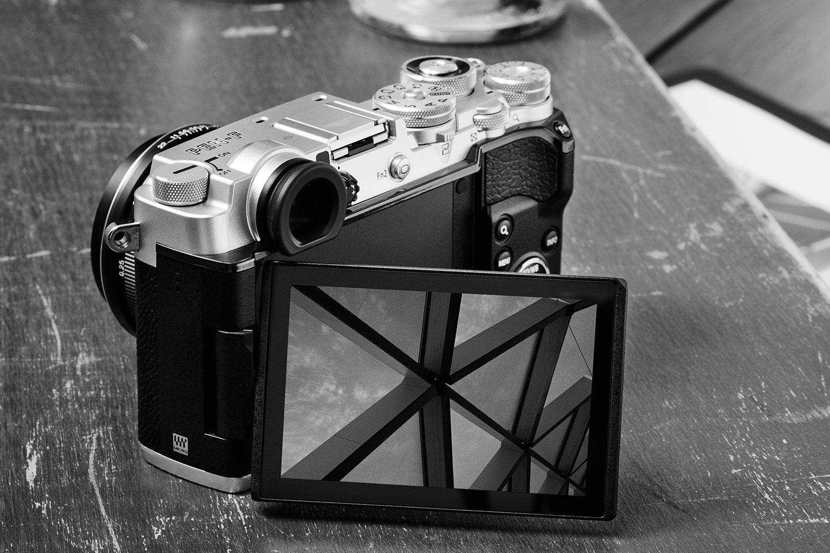 Kompakte Lifestyle Kamera