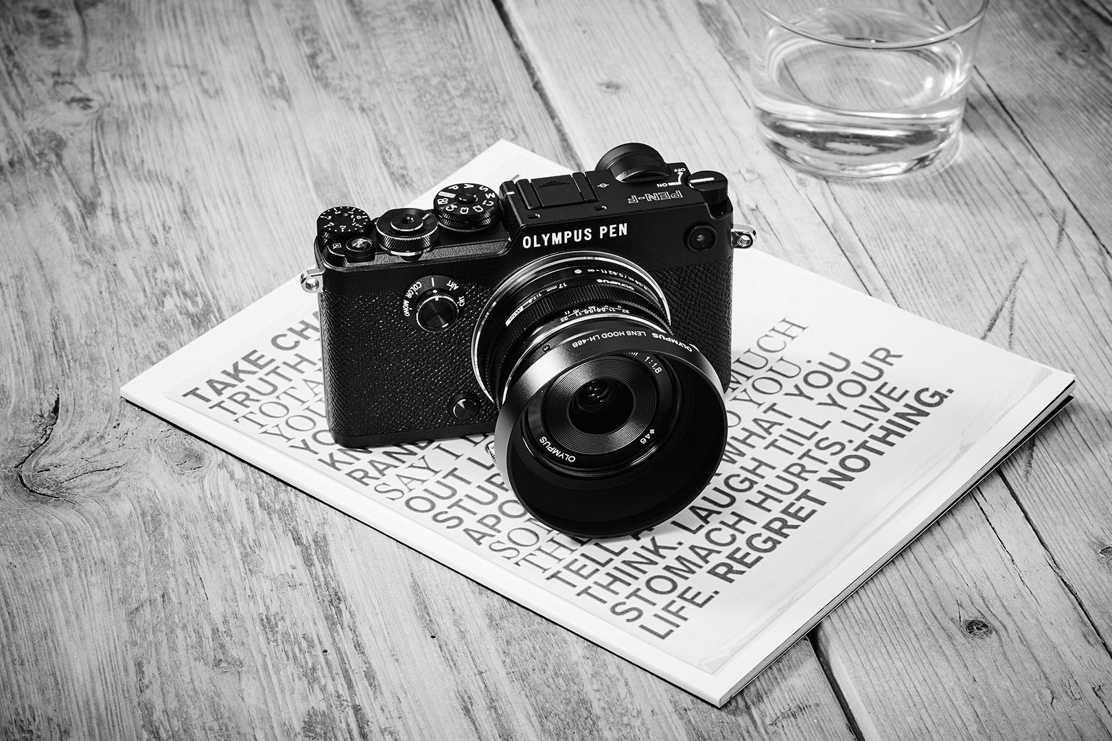 Kamera schwarz