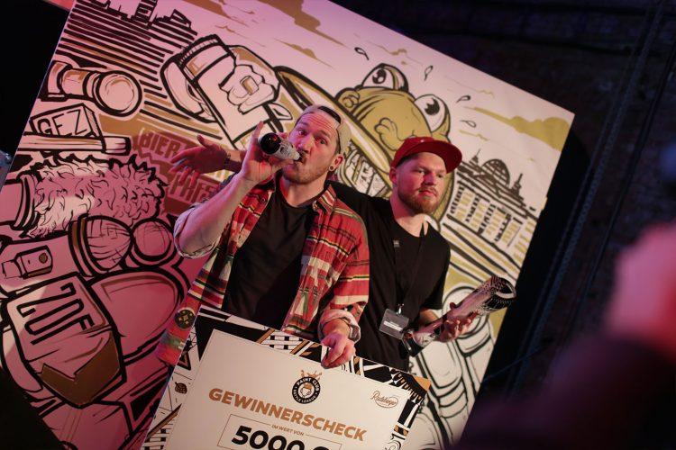 Das Paint Club Battle League Finale 2018 in Dresden – ein Urban Art Hip Hop Mashup vom Feinsten