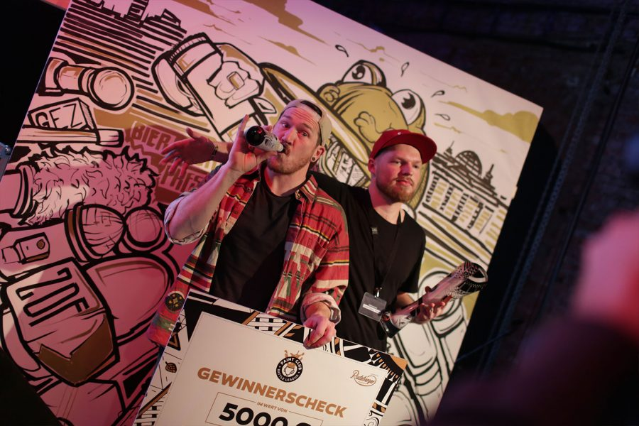 Das Paint Club Battle League Finale 2018 in Dresden – ein Urban Art Hip Hop Mashup vom Feinsten