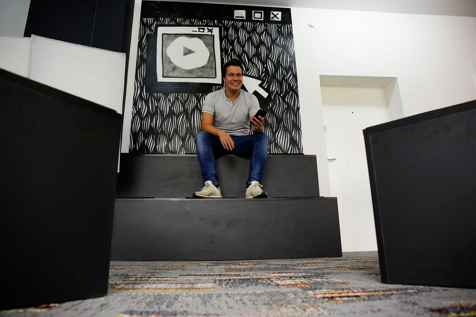 It's a room! Unser multifunktionaler Workspace erblickt das Licht der Welt