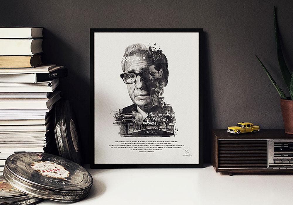Julian Rentzsch – Movie Director Portraits