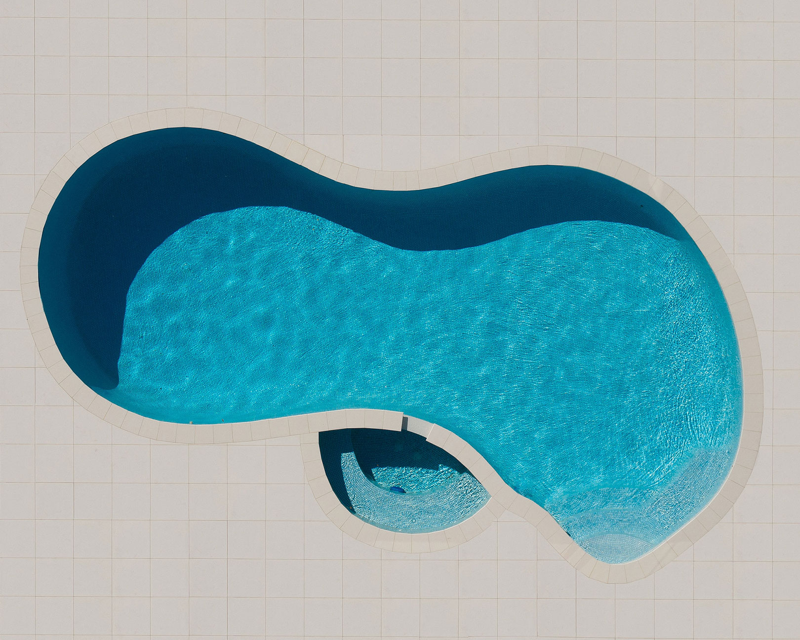 Pools from above – Brad Walls fotografiert Schwimmbecken